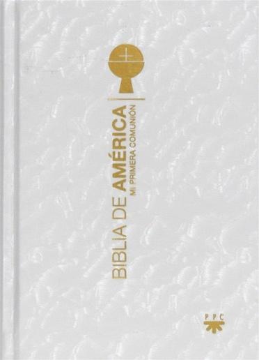 Biblia de América. Popular [Primera Comunión, Nacarada, s/n]