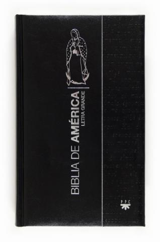 Biblia de América. Letra Grande [Virgen Guadalupe]